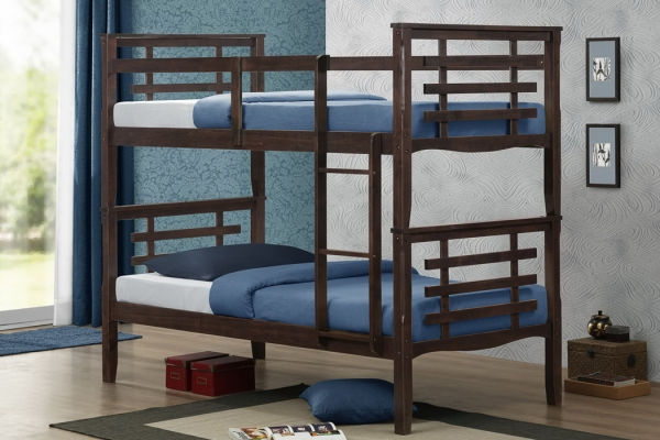 BB 4017 - Bunk Bed - Idea Style Furniture Sdn Bhd