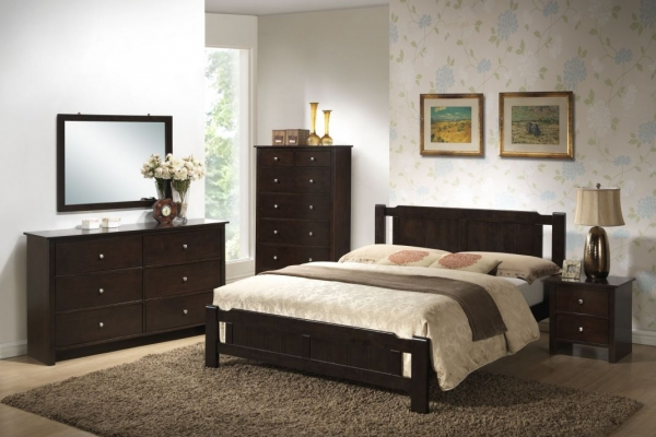 Crocus Series - 1 - Bedroom Set - Idea Style Furniture Sdn Bhd