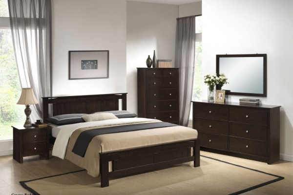 Crocus Series - 2 - Bedroom Set - Idea Style Furniture Sdn Bhd
