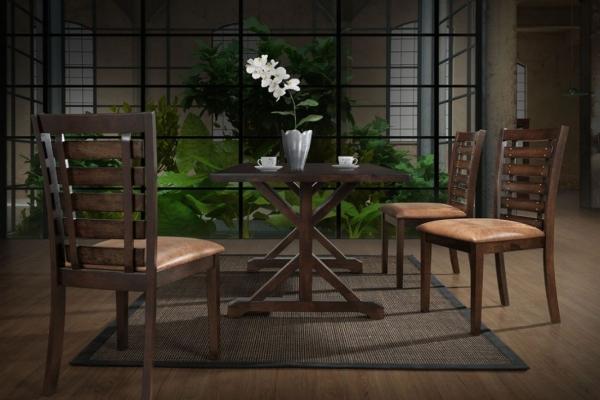 Hudson - Dining Set - Idea Style Furniture Sdn Bhd