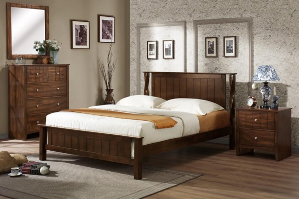 Idea Series Bedroom Set - Bedroom Set - Idea Style Furniture Sdn Bhd