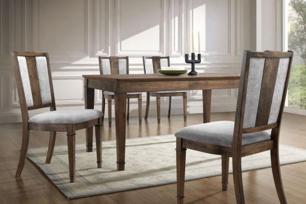 Lazio - II - DT 847, DC 2304 - Dining Set - Idea Style Furniture Sdn Bhd