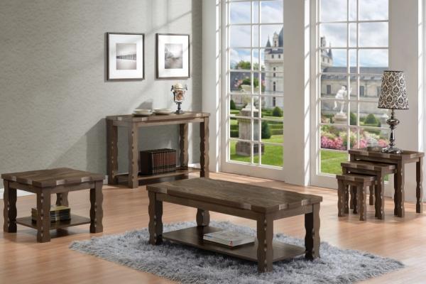 Toronto - Living Hall - Idea Style Furniture Sdn Bhd